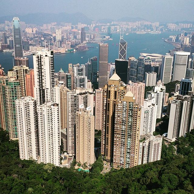 Standard Hong Kong view