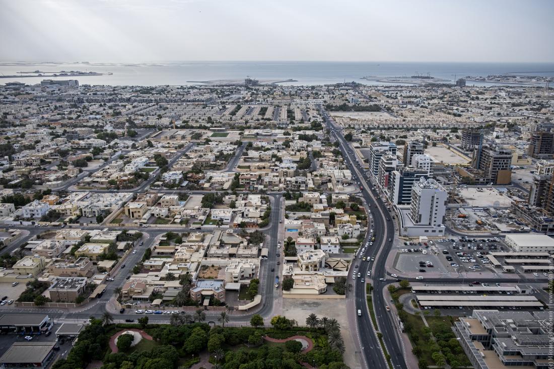 Дубай и Абу-Даби