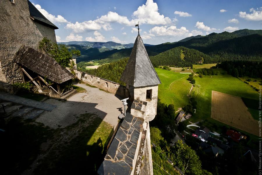 Замок Гохостервитц