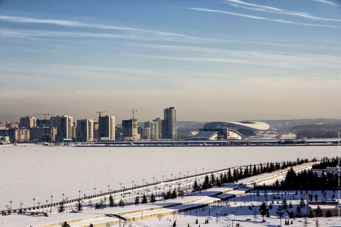 Стадион в Казани