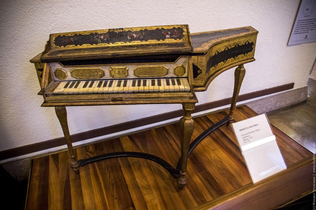 Пианино 18ого века
