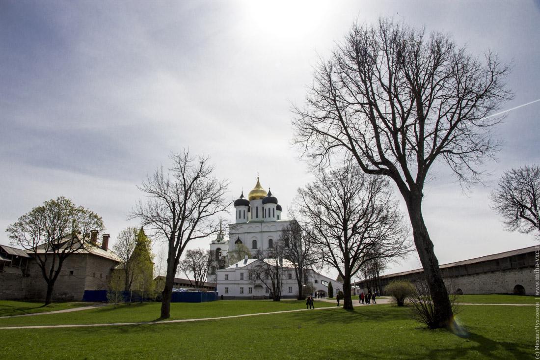 Псковская крепость