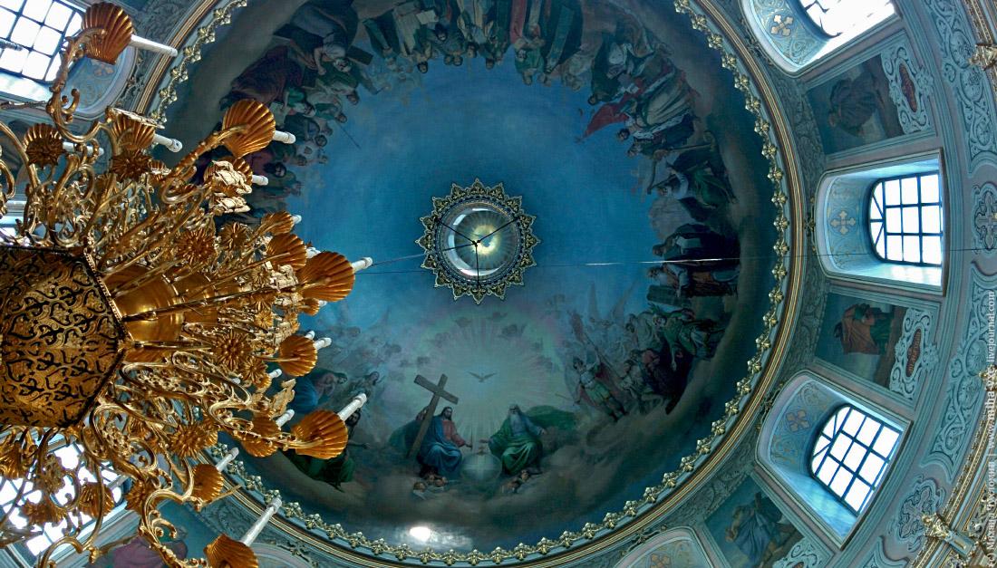 церкви Серпухова