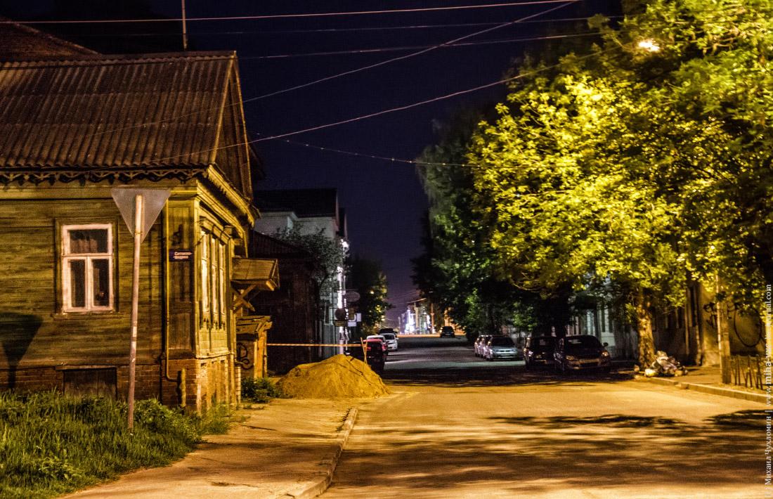 Вечерняя Тверь