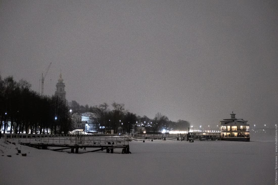Вологда - Кострома